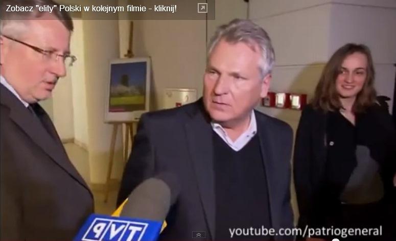 Aleksander Kwaśniewski znów był pijany?