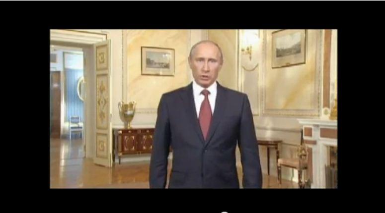 Władimir Putin kontra język angielski