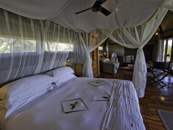 Mombo Camp - najlepszy hotel świata?