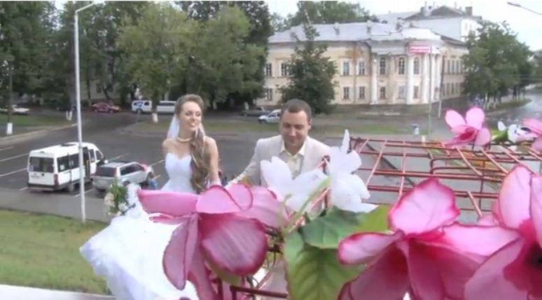 Niespodzianka podczas ślubu