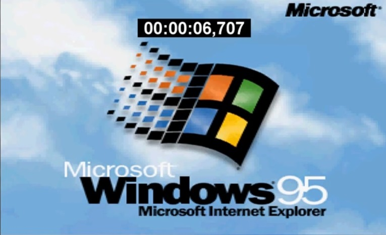 Windows 95 - pamiętacie?