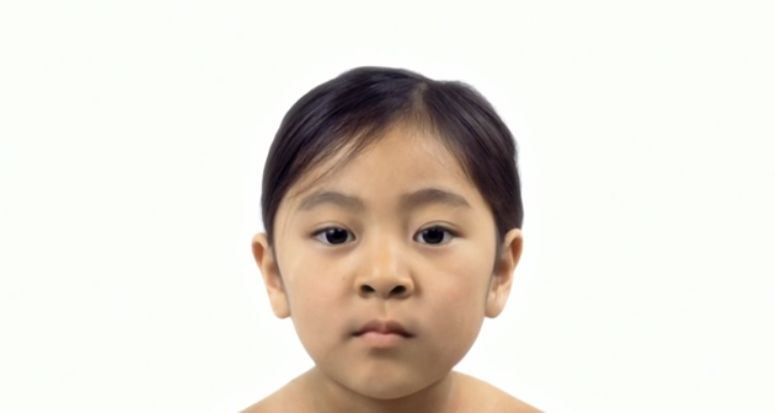 Jak się zmienia ludzka twarz?
