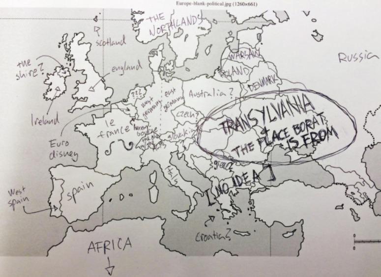 W Polsce jest ....Australia