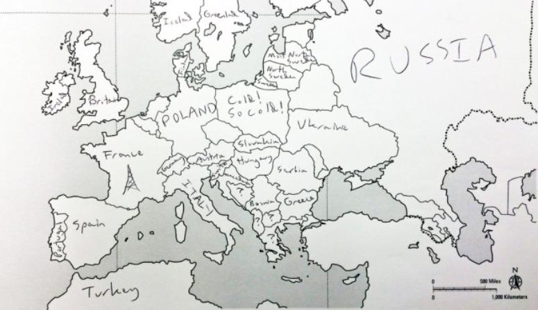 Polska leży w Niemczech