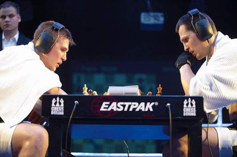 Chessboxing, czyli boks i szachy w jednym