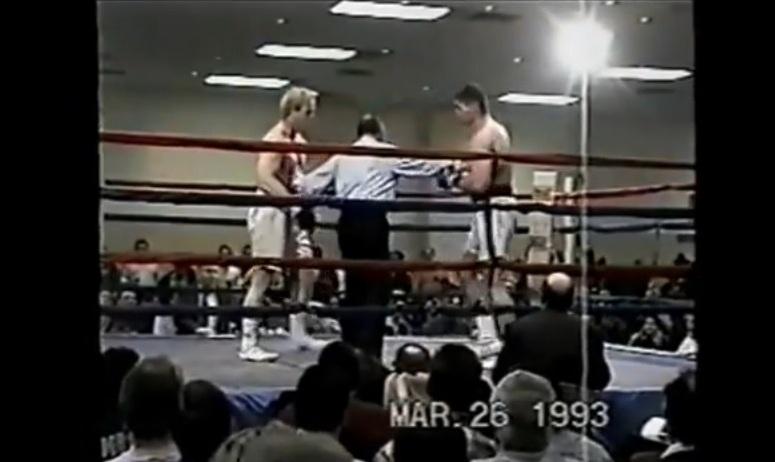 Walka Gołota - Crabtree, 1993 rok