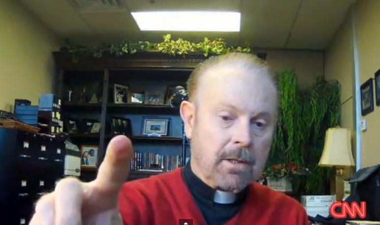 Bob Larson uprawia egzorcyzmy przez Skype'a