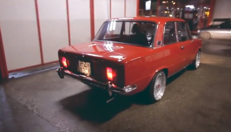 Fiat 125 R32 Coupe