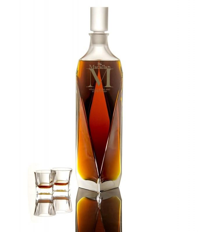 Macallan M - najdroższa whisky na świecie