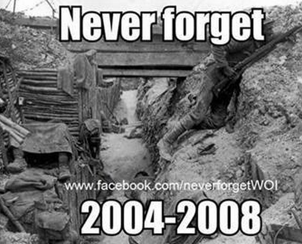 Never Forget 2004-2008