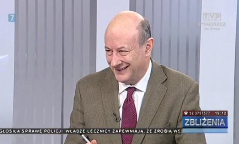 Jacek Rostowski: zamieszkam w Bydgoszczu