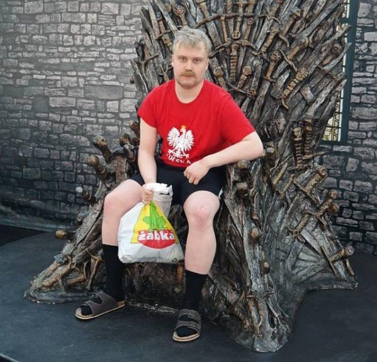 Gra o tron - Polak na tronie