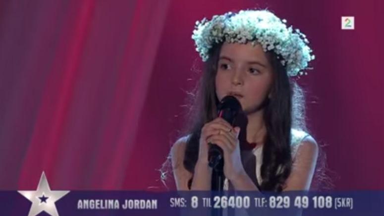 """Angelina Jordan - bohaterka norweskiego """"Mam talent"""""""
