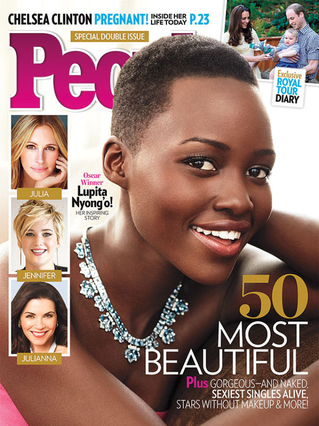 Najpiękniejsza kobieta świata według magazynu People
